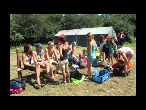 Montage camp guides 2012