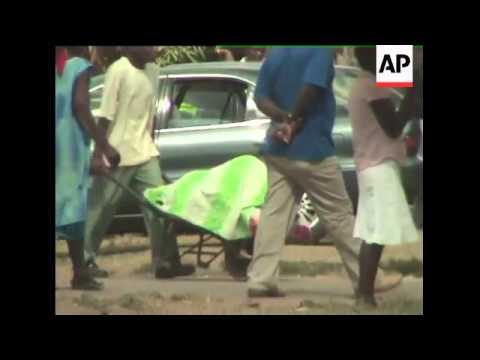 Zimbabwe Declares Emergency as Cholera Spreads in Capital