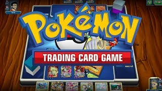 THE BEST CARD GAME AROUND?! - Pokemon Trading Card Game Online Gameplay with Oshikorosu