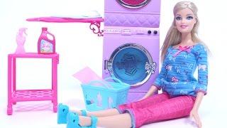 Download Video Barbie Çamaşır Yıkıyor MP3 3GP MP4