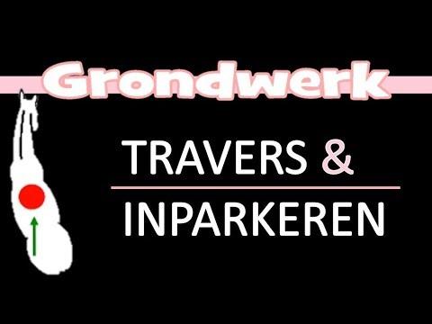 Grondwerk 1# VROLEX leert TRAVERS en INPARKEREN    Horse Around