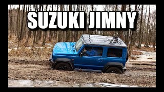 2019 Suzuki Jimny (ENG) - Test Drive and Review (also off road)