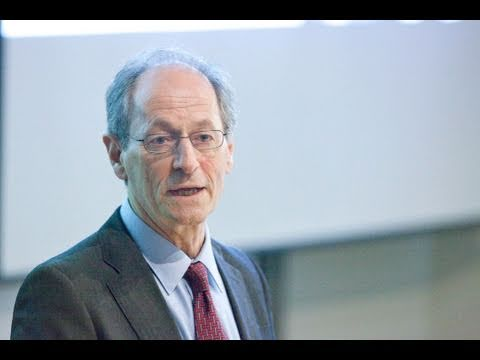 Professor Sir Michael Marmot in conversation with ANU academics