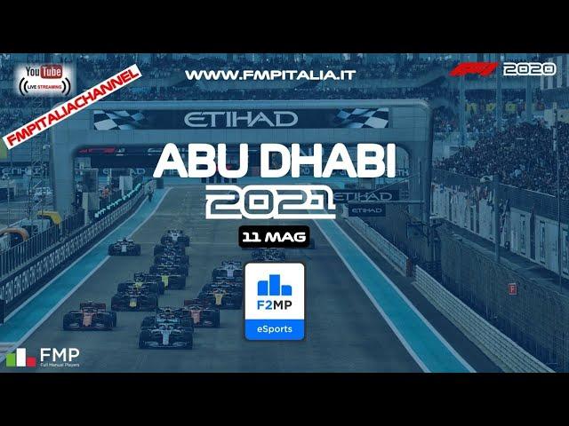F2MP   #22 ABU DHABI   FMP ITALIA
