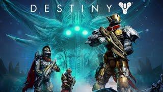 "Destiny ""The Dark Below"" DLC Story Missions Gameplay Walkthrough MURMUR Legendary"