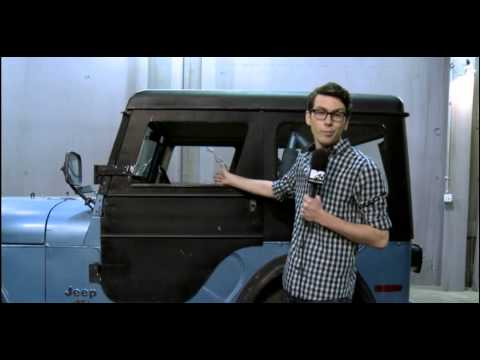 Extremamente A quick tour of Stiles' jeep - YouTube TH69