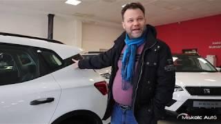 Aranyosi Péter 2020-ban a Miskolc Autó nagykövete