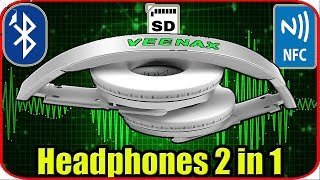 Electronics reviews - Headphone test for Veenax HS3 bluetooth stereo headset