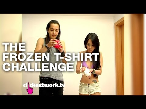 The Frozen T Shirt Challenge Chick Vs Dick Ep51