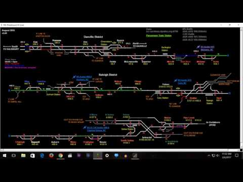 (FIXED) Atcs Live Stream Circus Train NS H LIne