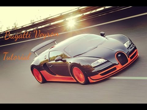 minecraft xbox one edition bugatti veyron youtube. Black Bedroom Furniture Sets. Home Design Ideas