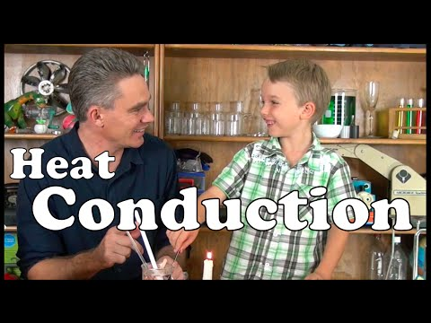 Heat Transfer by Conduction – Science For Kids
