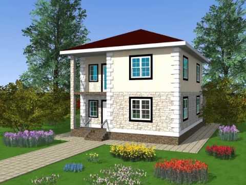 ABRISBURO - проектирование коттеджей, готовые проекты домов