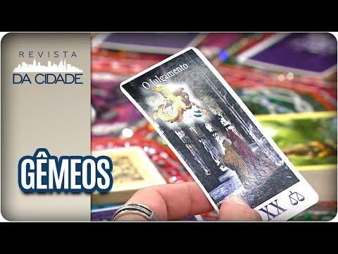 Previsão De Gêmeos 18/02 à 24/02 - Revista Da Cidade (19/02/2018)