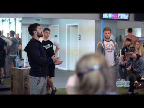 CrossFit Palm Beach 60-day Nutrition Challenge Seminar 2017