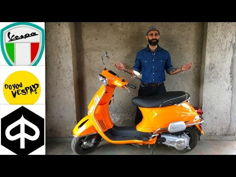 Vespa SXL 125 | Review