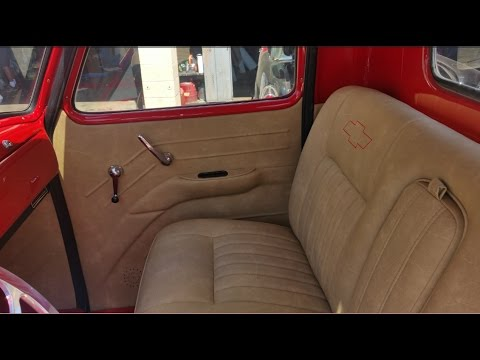classic truck all custom interior by meca