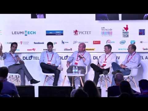 Breakthrough Technologies (Barzilay, Bachelet, Bash, Dykan, Wolf)| DLD Tel Aviv 16