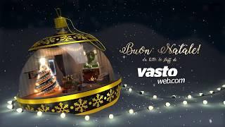 Auguri di buon Natale e buone feste a tutti i vastesi