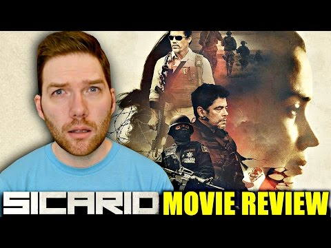 Sicario - Movie Review