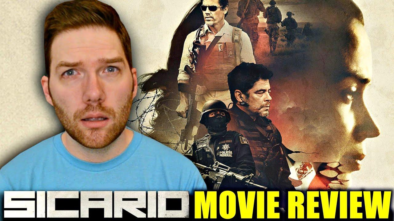 Sicario - Movie Review - YouTube