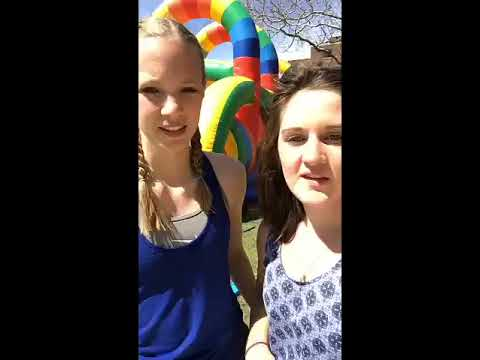 Dolphy Day 2018: Snapchat takeover by Le Moyne College senior Caitlin Allen