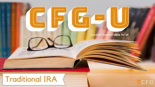 Traditional IRA - CFG-U