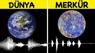 Gezegenlerin Sesleri İlk Defa Bu Kadar Net Kaydedildi. Çok Şaşıracaksınız
