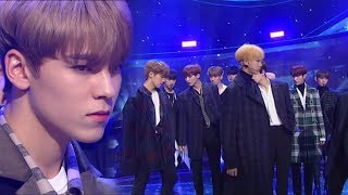 Video 《Special Stage》 SEVENTEEN(세븐틴) - 모자를 눌러 쓰고 @인기가요 Inkigayo 20171210 download MP3, 3GP, MP4, WEBM, AVI, FLV Desember 2017