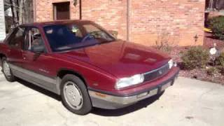 My 1991 Buick Regal GranSport
