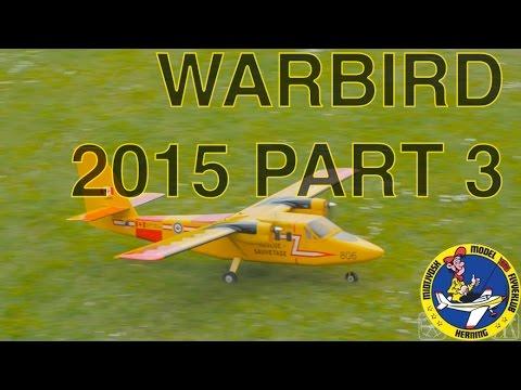 WARBIRD 2015 - Part 3 (MMFK, Herning, DK)