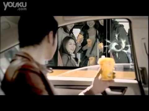 lipton tea china milk tea commercial starring takesh