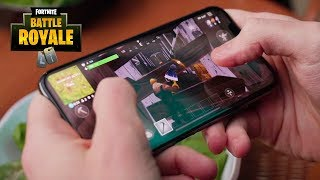 CAN YOU PLAY MOBILE WITH PC PEOPLE AND CONSOLE?🔥 ? Fortnite Battle Royale ? PolGames ? Spanish