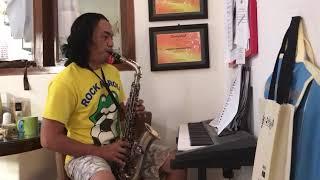 Ibu Kita Kartini Wandy Saxophone Cover