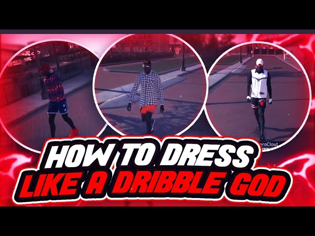 ????????????NBA 2K19 BEST DRIBBLE GOD OUTFITS IN THE GAME!!!LOOK LIKE DRIBBLE GOD!!!