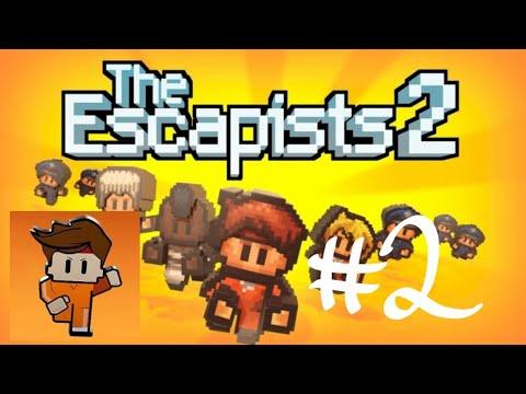 Прохождение The Escapists 2 #2 НА АНДРОИД