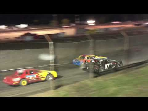 Factory Stock Feature Superbowl Speedway 10-19-19