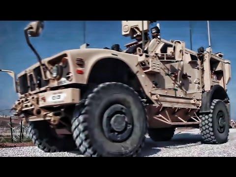 Forward Resupply Convoy In Iraq • U.S. Army (2017)