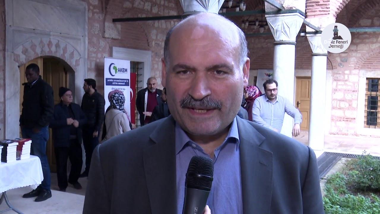 Halim Gençoğlu AKEM'de Ebubekir Efendi'yi anlattı