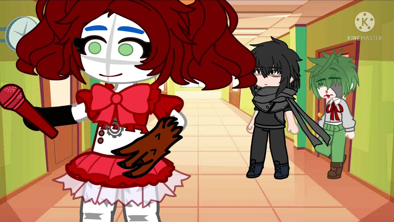 Download ([ the afton family meet bnha during a villian attack)]