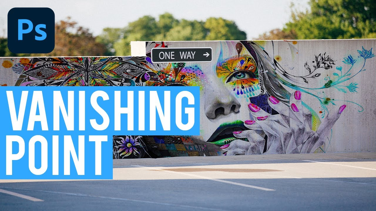 Graffiti wall training - Adobe Photoshop Graffiti Wall Using Vanishing Point