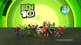 BEN 10 | Figuras | Anuncio de TV