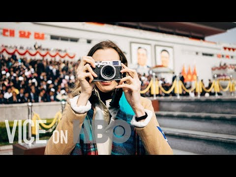 Day of the Sun Celebration in North Korea   VICE on HBO