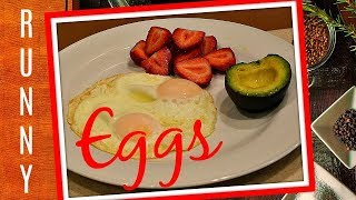 HOW TO COOK PERFECT EGGS EVERY TIME - THE PERFECT RUNNY EGGS