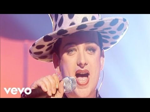 Culture Club - Your Kisses Are Charity