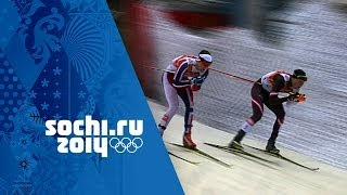 Nordic Combined - Indv Large Hill/10km - Grabaak Wins Gold | Sochi 2014 Winter Olympics