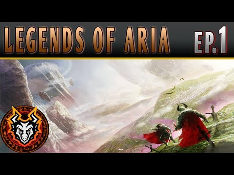 Legends of Aria – The Ultima Online Successor