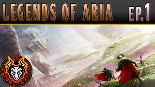 Legends of Aria - The Ultima Online Successor