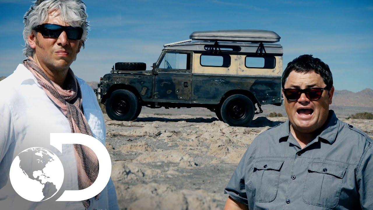 El indestructible land rover serie 2 joyas sobre ruedas discovery latinoamérica