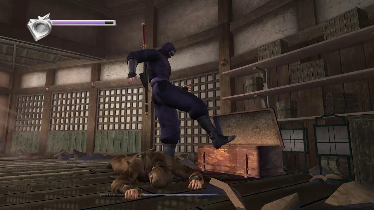 Xbox One X Ninja Gaiden Black Og Backwards Compatibility Youtube